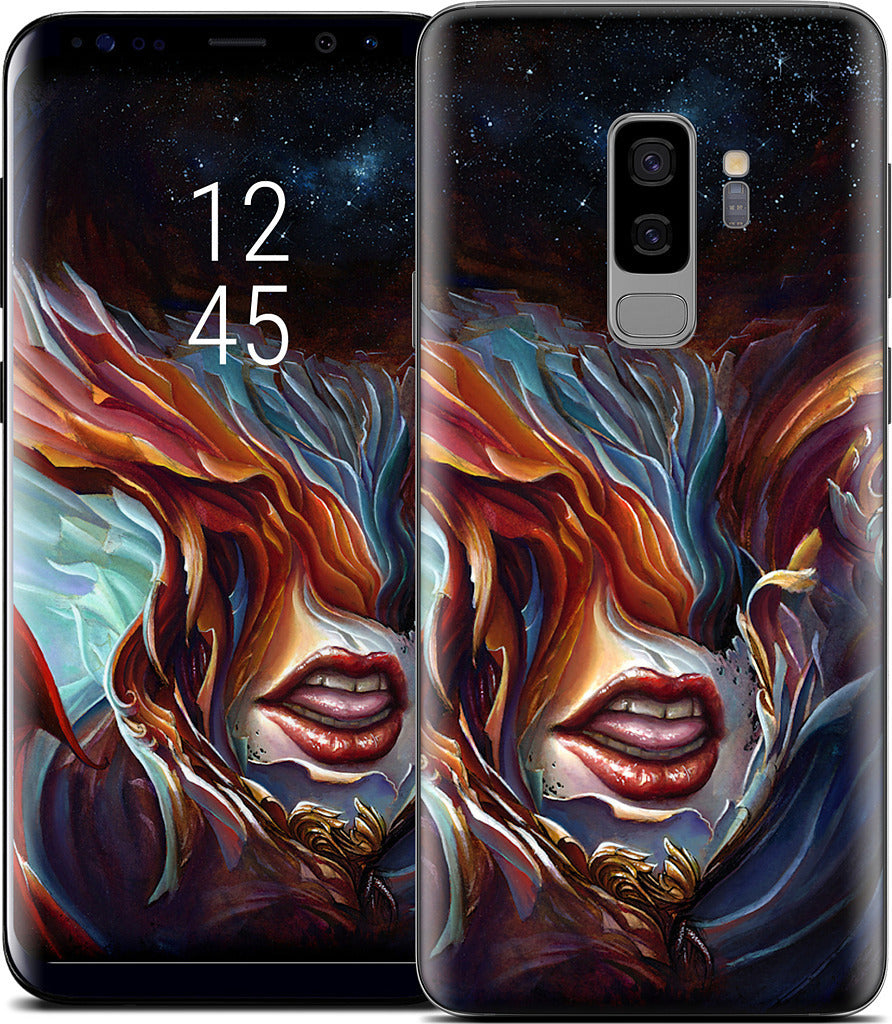 You Can Never Go Back Samsung Skin
