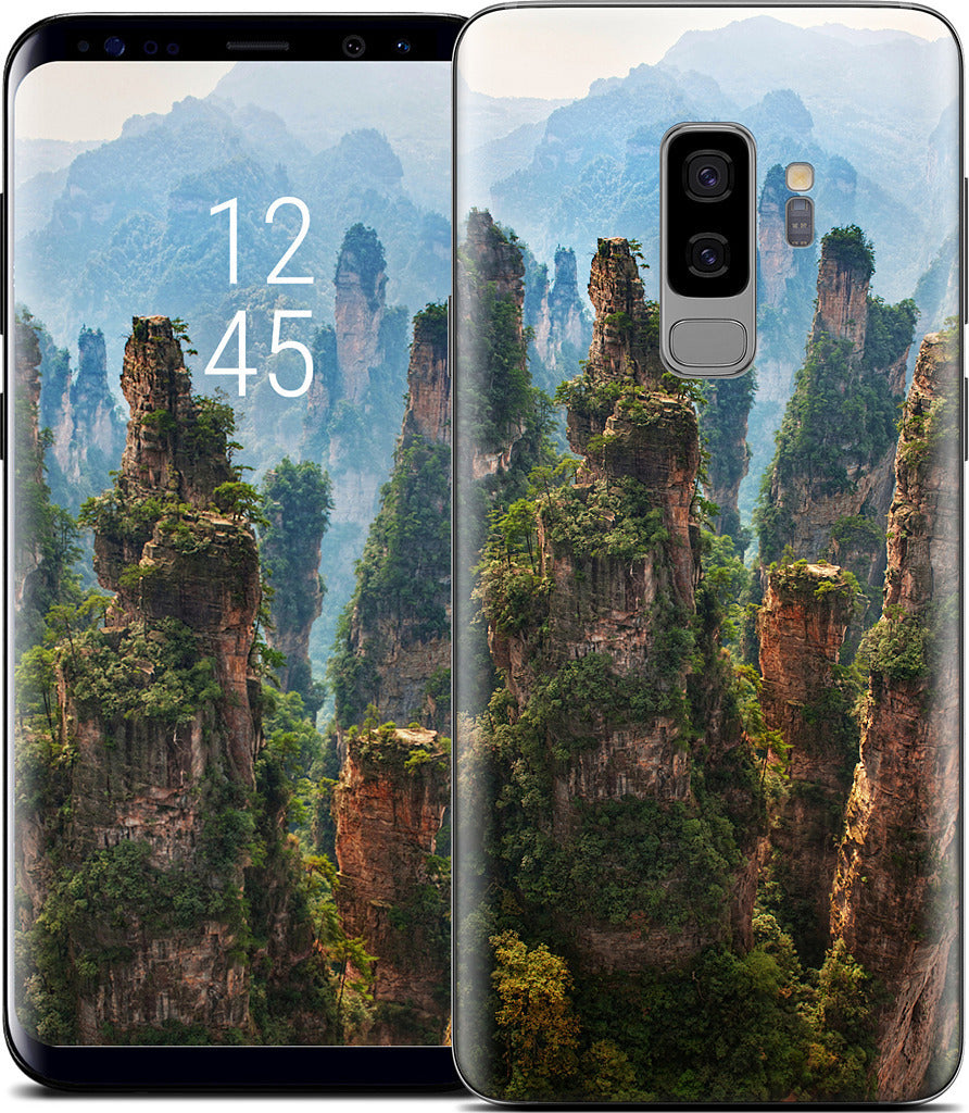 The Spires Samsung Skin