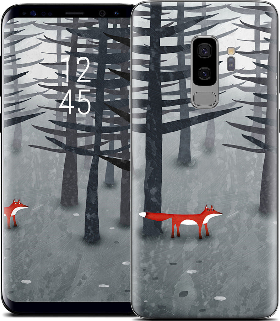 The Fox and the Forest Samsung Skin