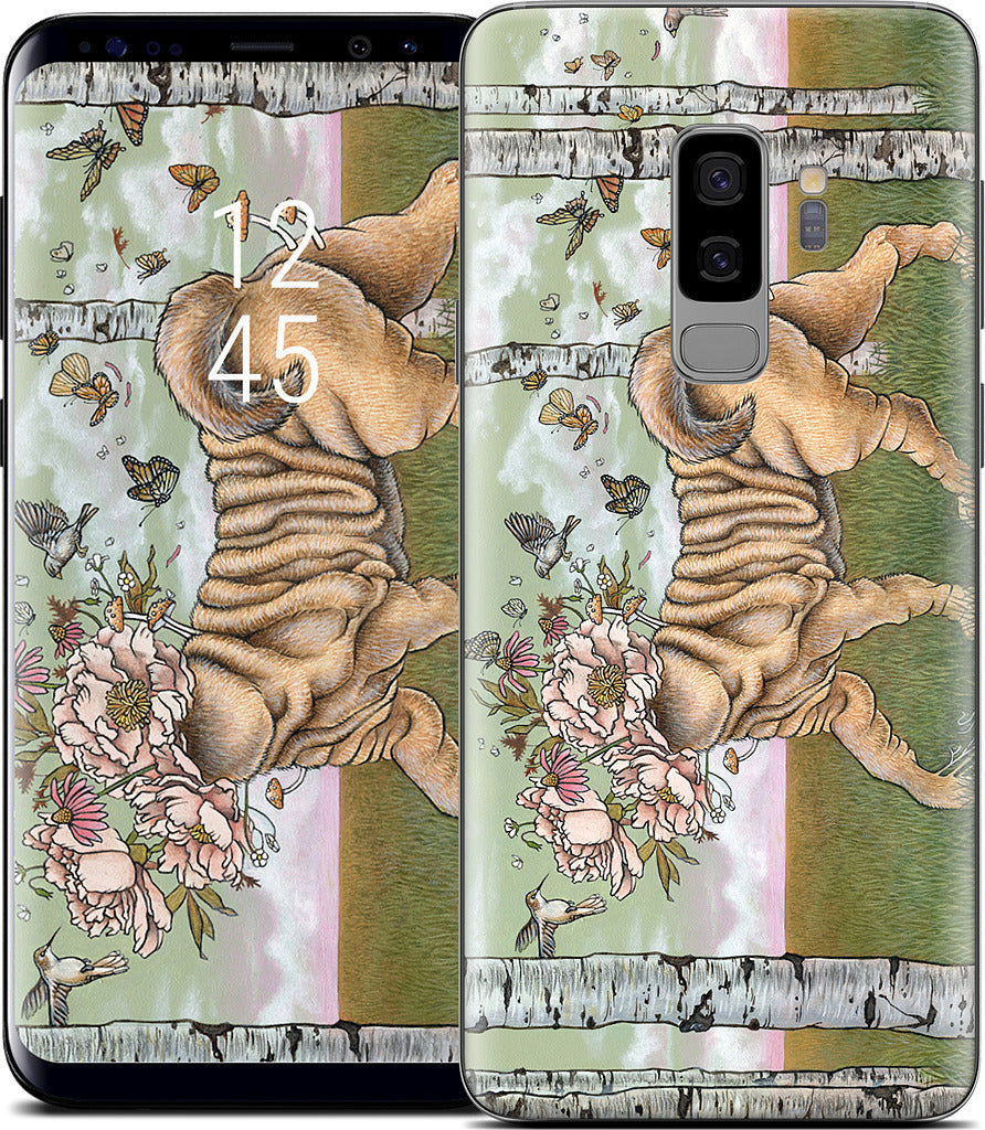 Happy Trails Samsung Skin