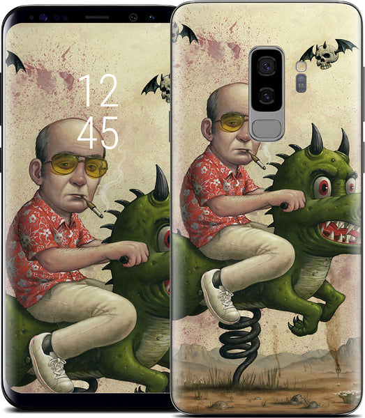 Ride You Bastard Samsung Skin