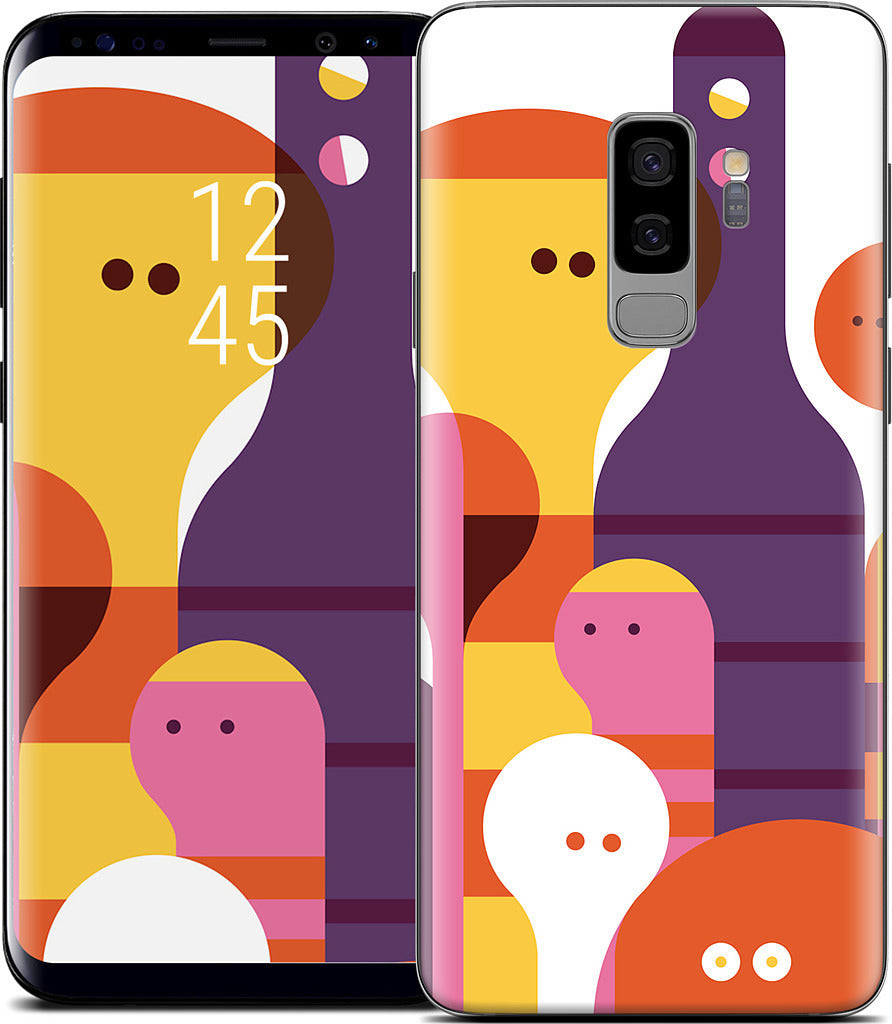 Confusion At The Disco Samsung Skin