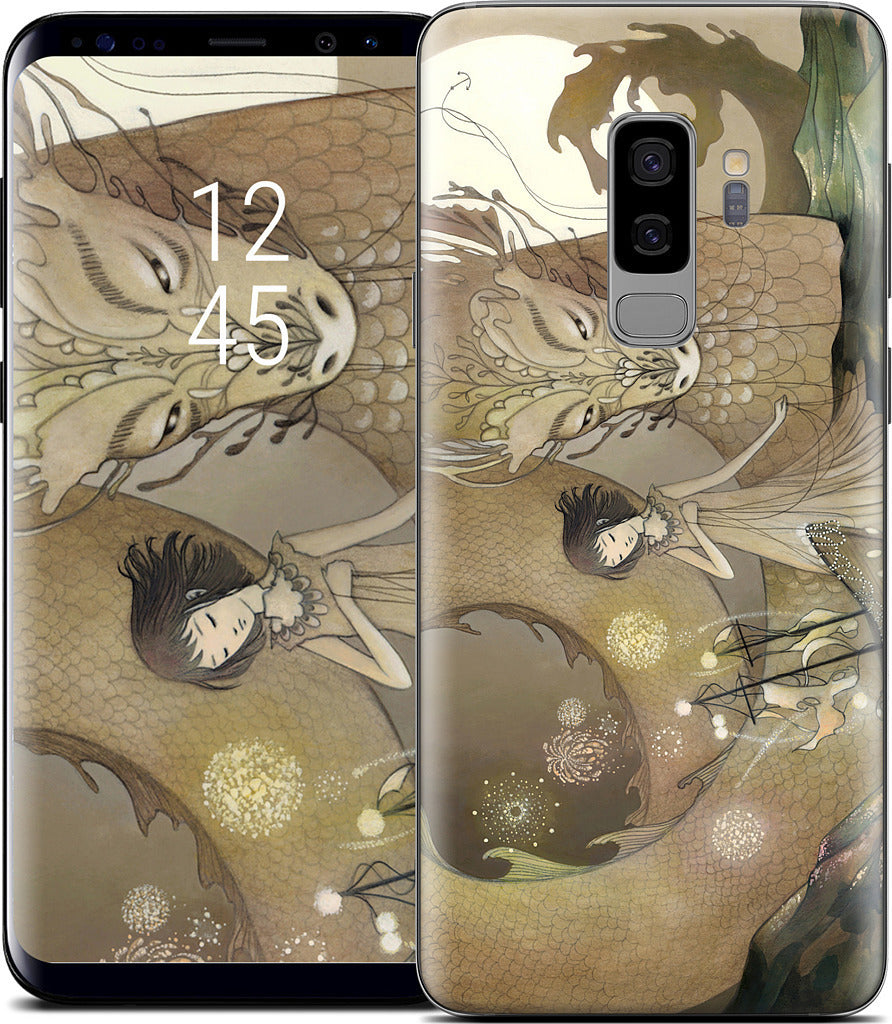 Water Dragon Samsung Skin