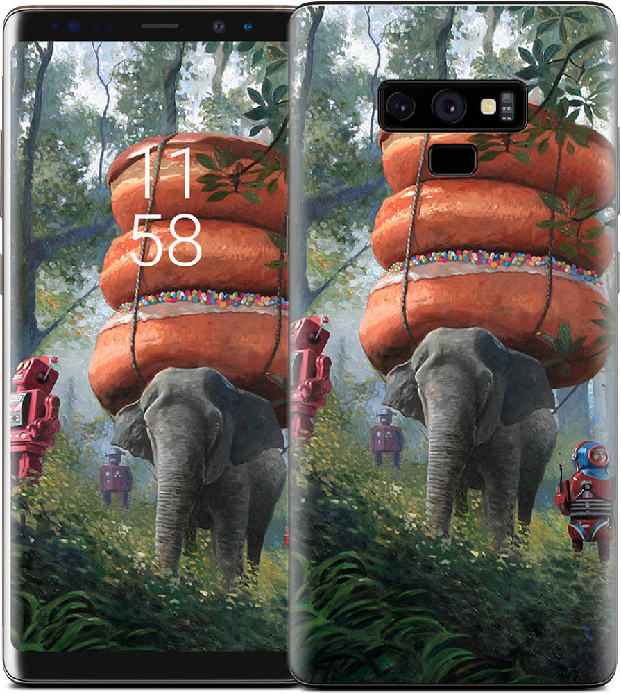 Jungle Trek Samsung Skin