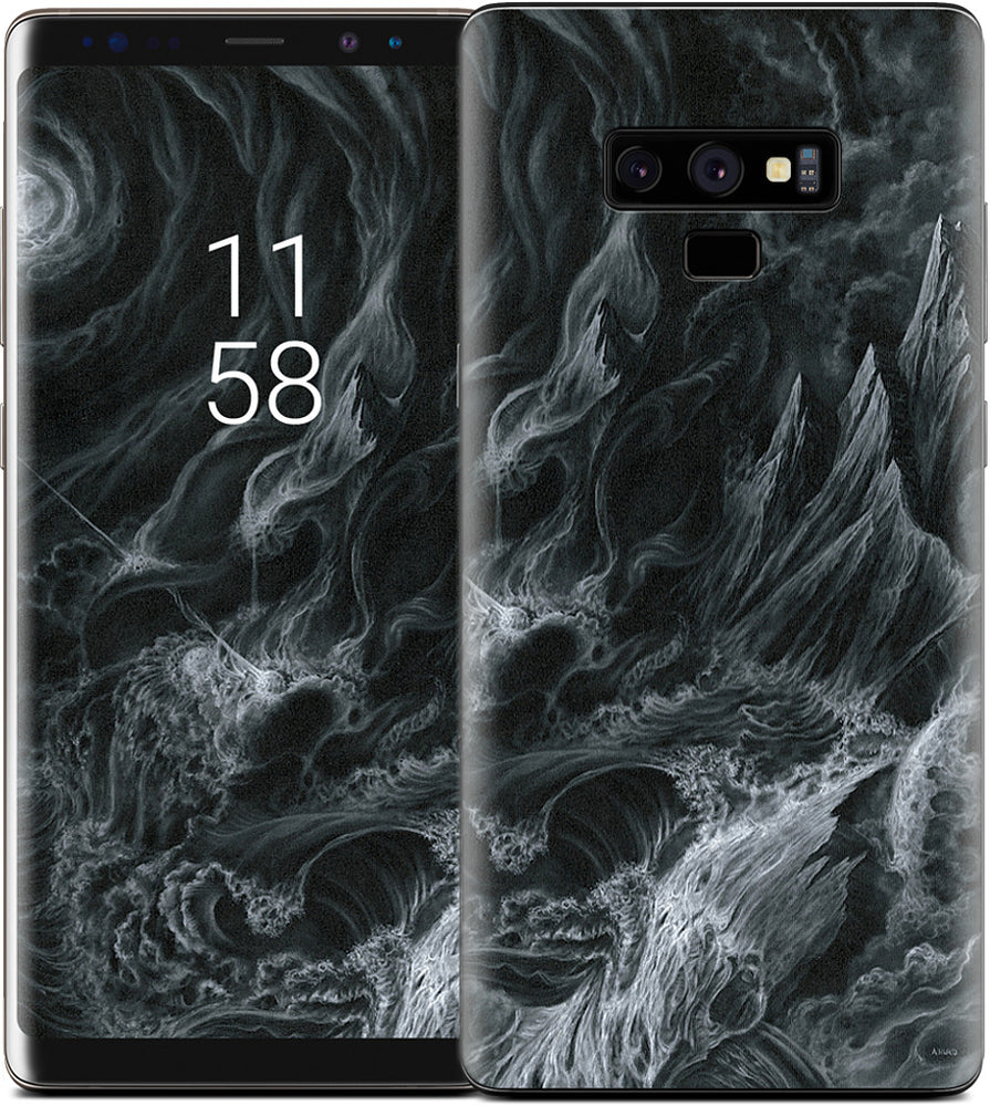Lets Tear It All Down and Rebuild It With Meaning Samsung Skin