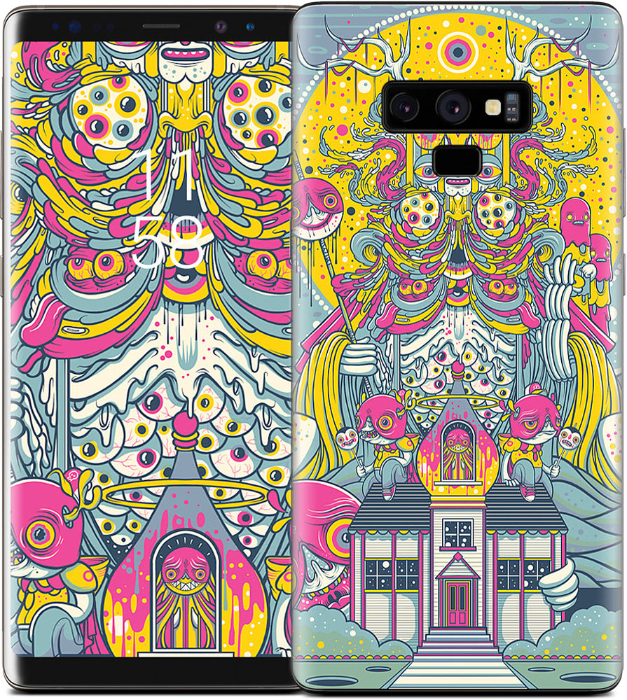Fun House Samsung Skin