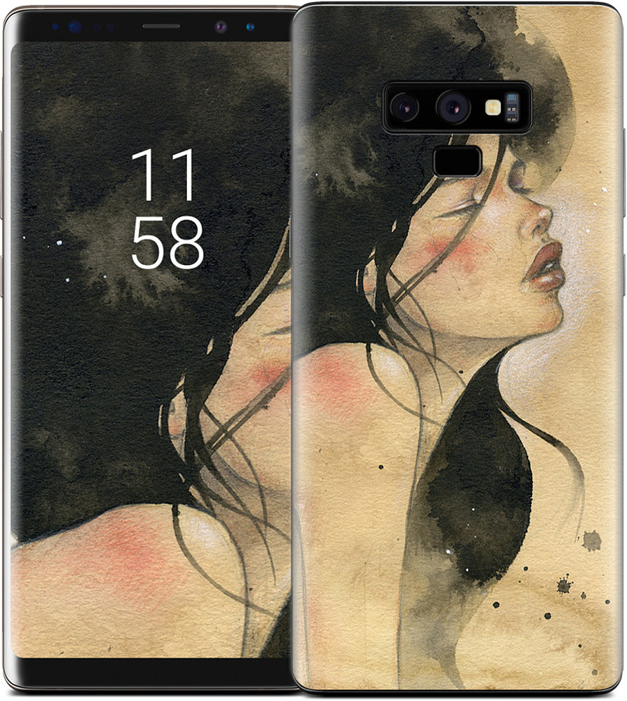 Bold As Love Samsung Skin