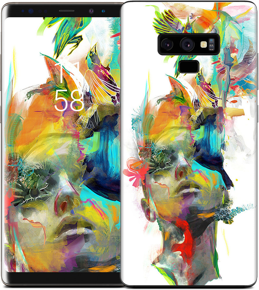 Dream Theory Samsung Skin