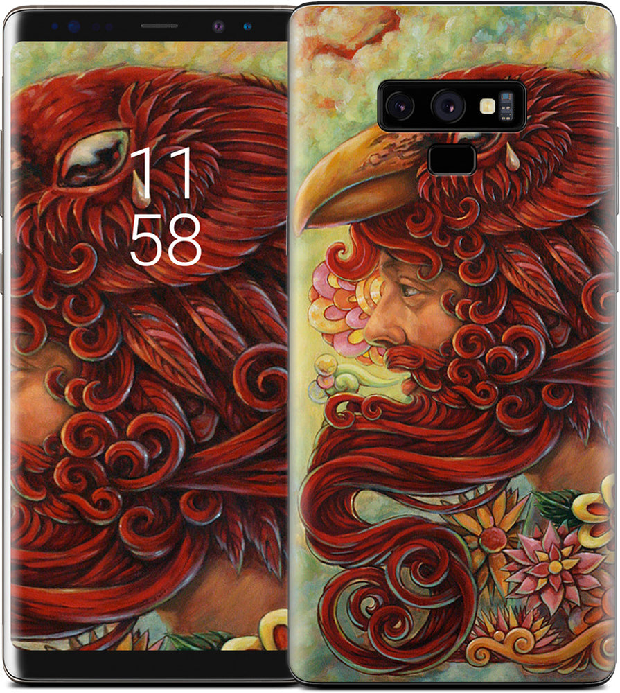 California Man Samsung Skin