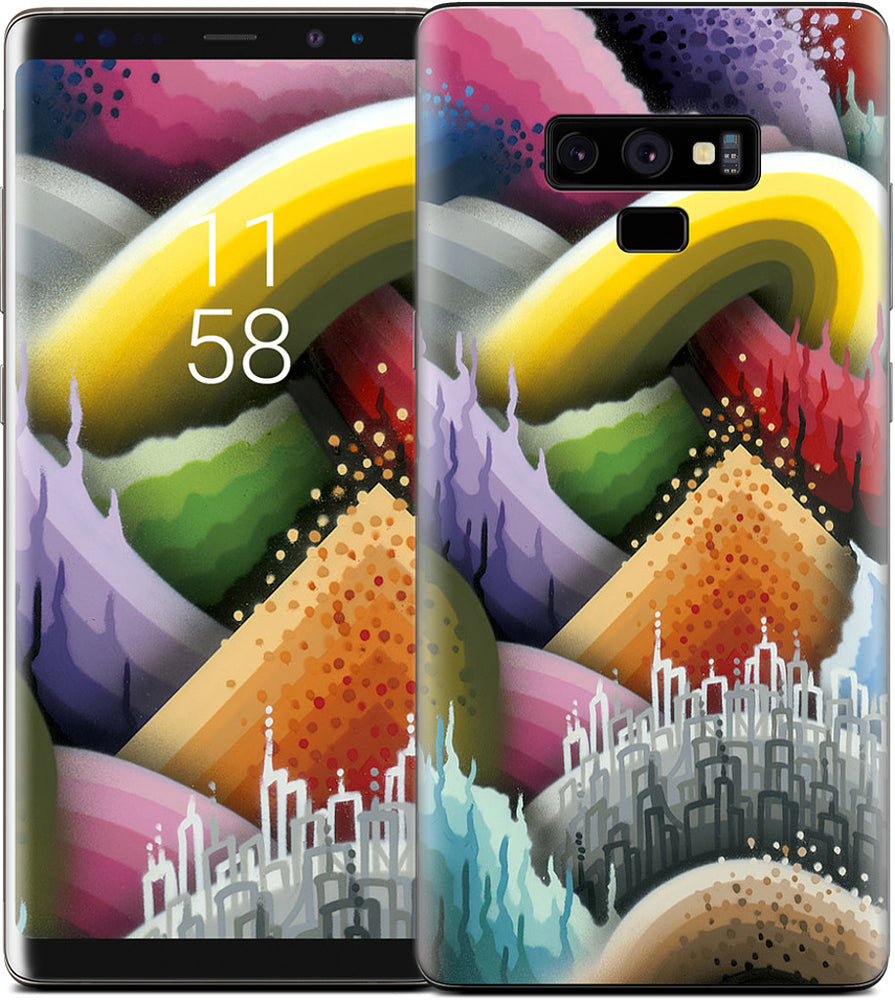 Fabricated Fantasies Samsung Skin