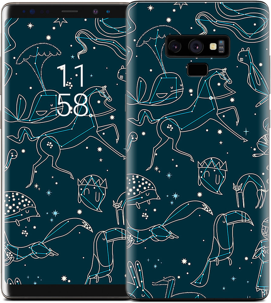 Constellations Samsung Skin