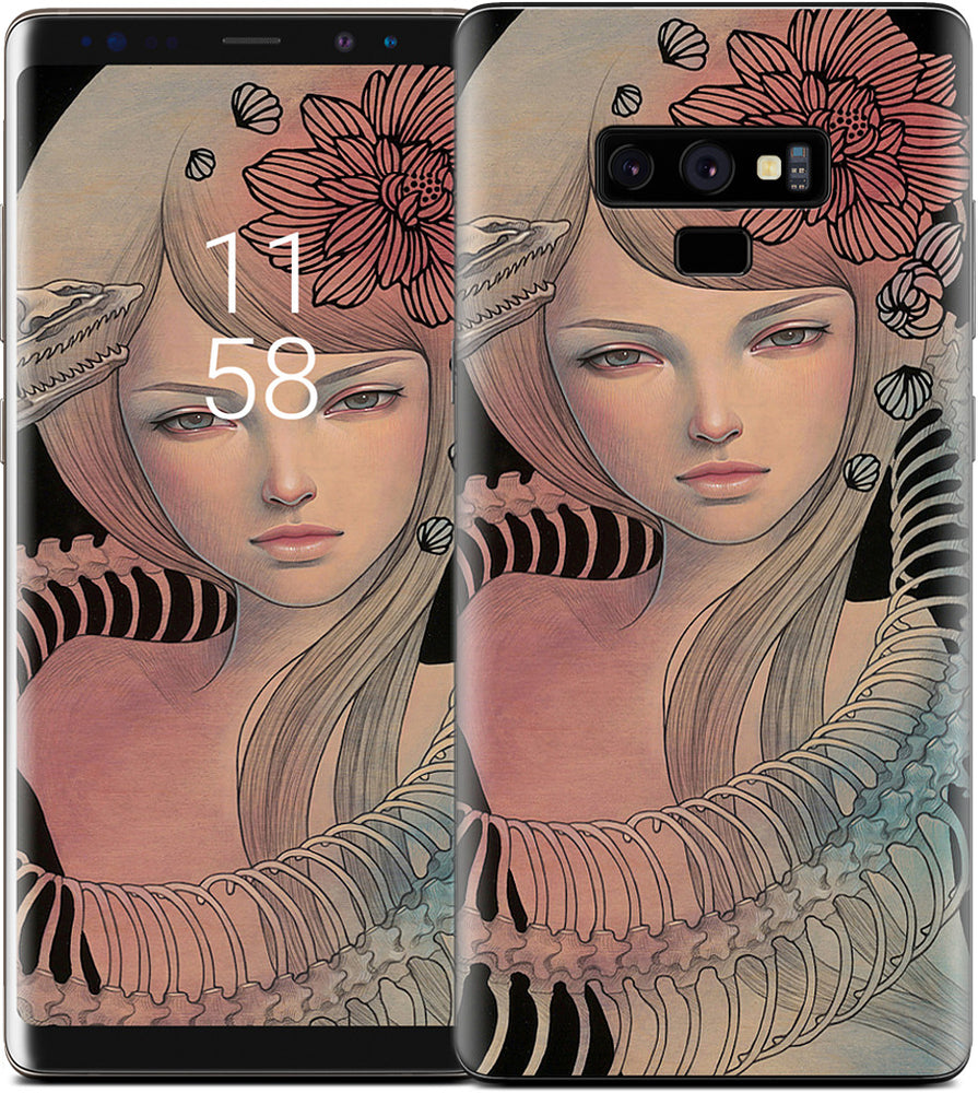 'Possessed' Samsung Skin