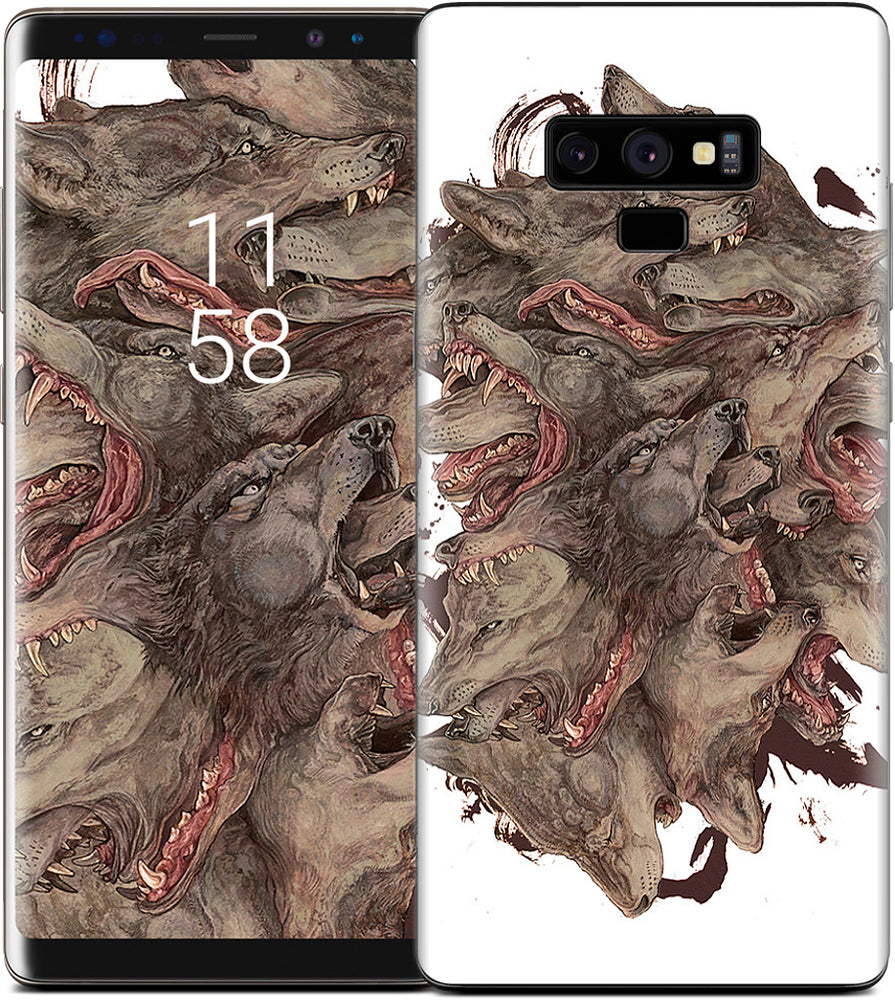 Scream Samsung Skin