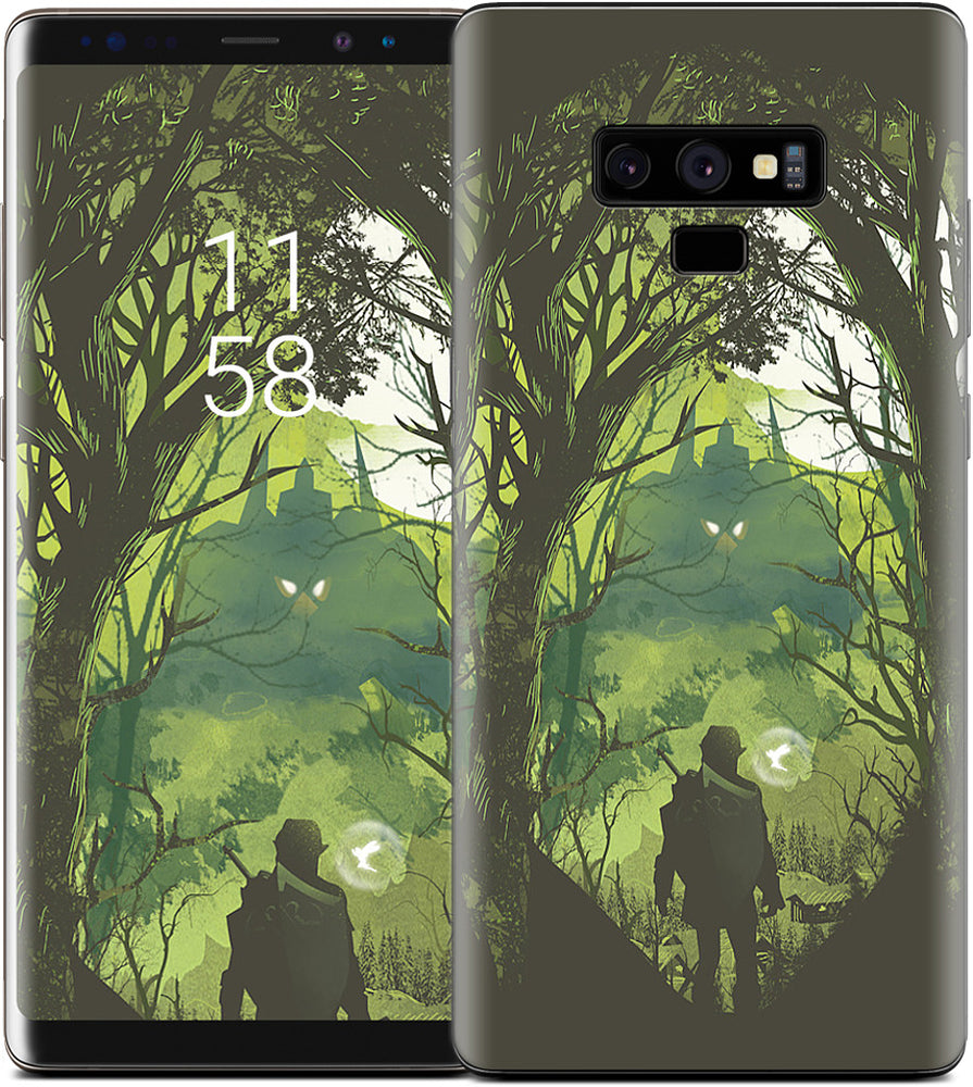 It's Dangerous to go Alone Samsung Skin
