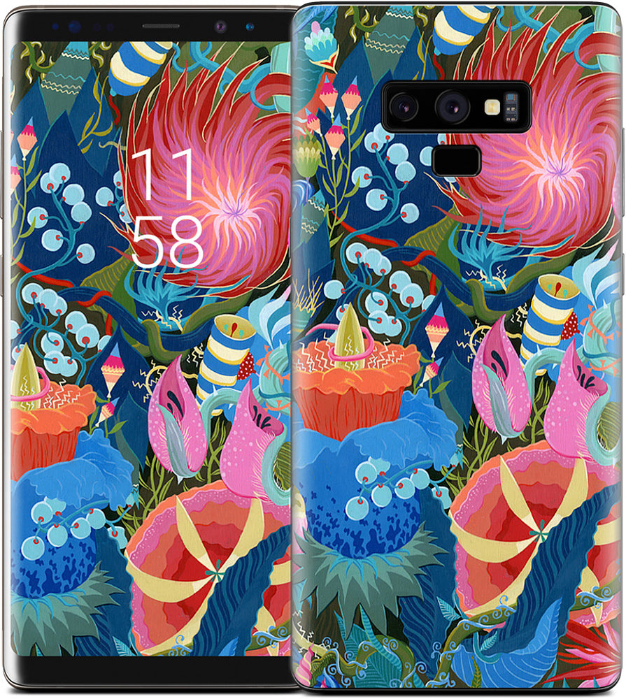 Another Garden Samsung Skin