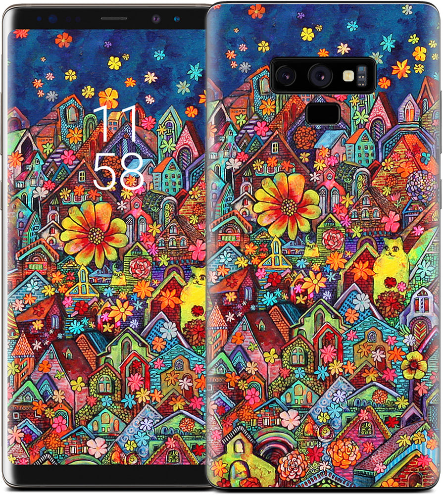 Once Upon a Time Samsung Skin