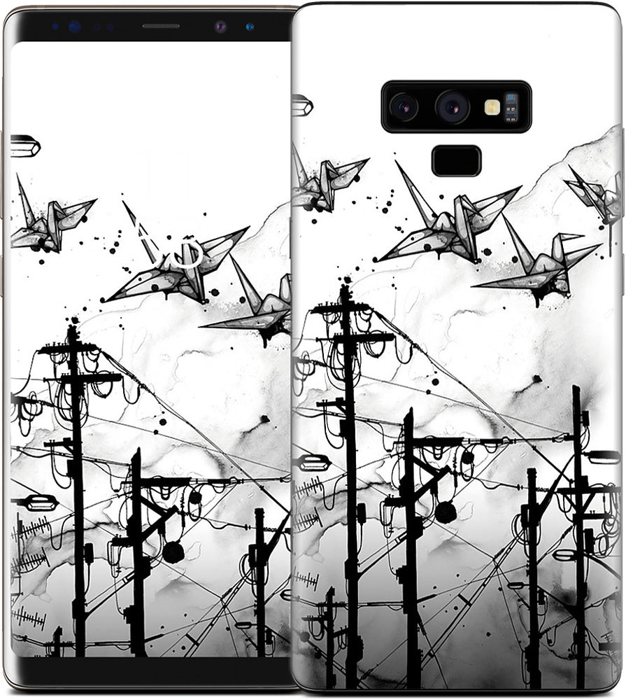 Cable Cranes Samsung Skin
