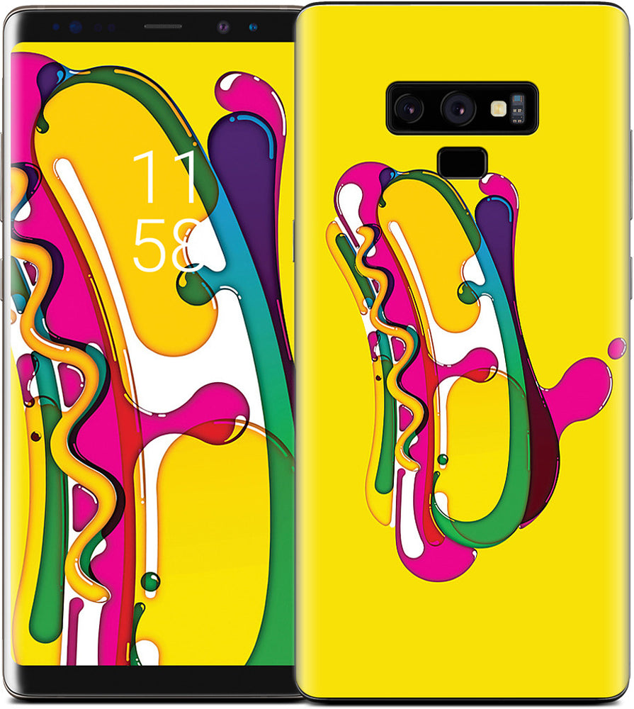 Hot Dog Samsung Skin