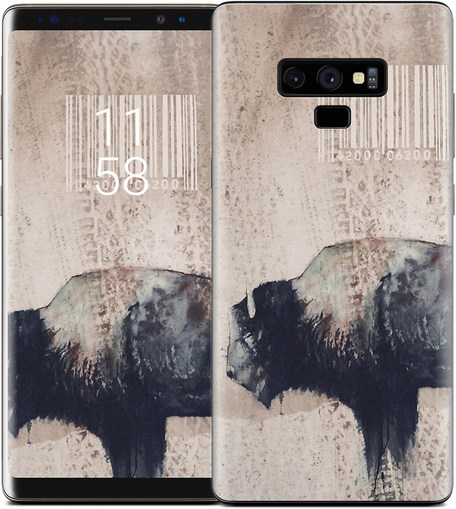 Buffalo Bill Samsung Skin