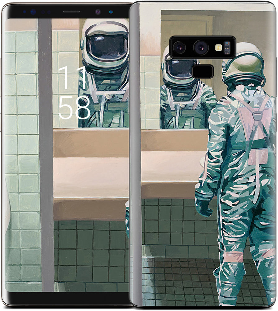 Men's Room Samsung Skin