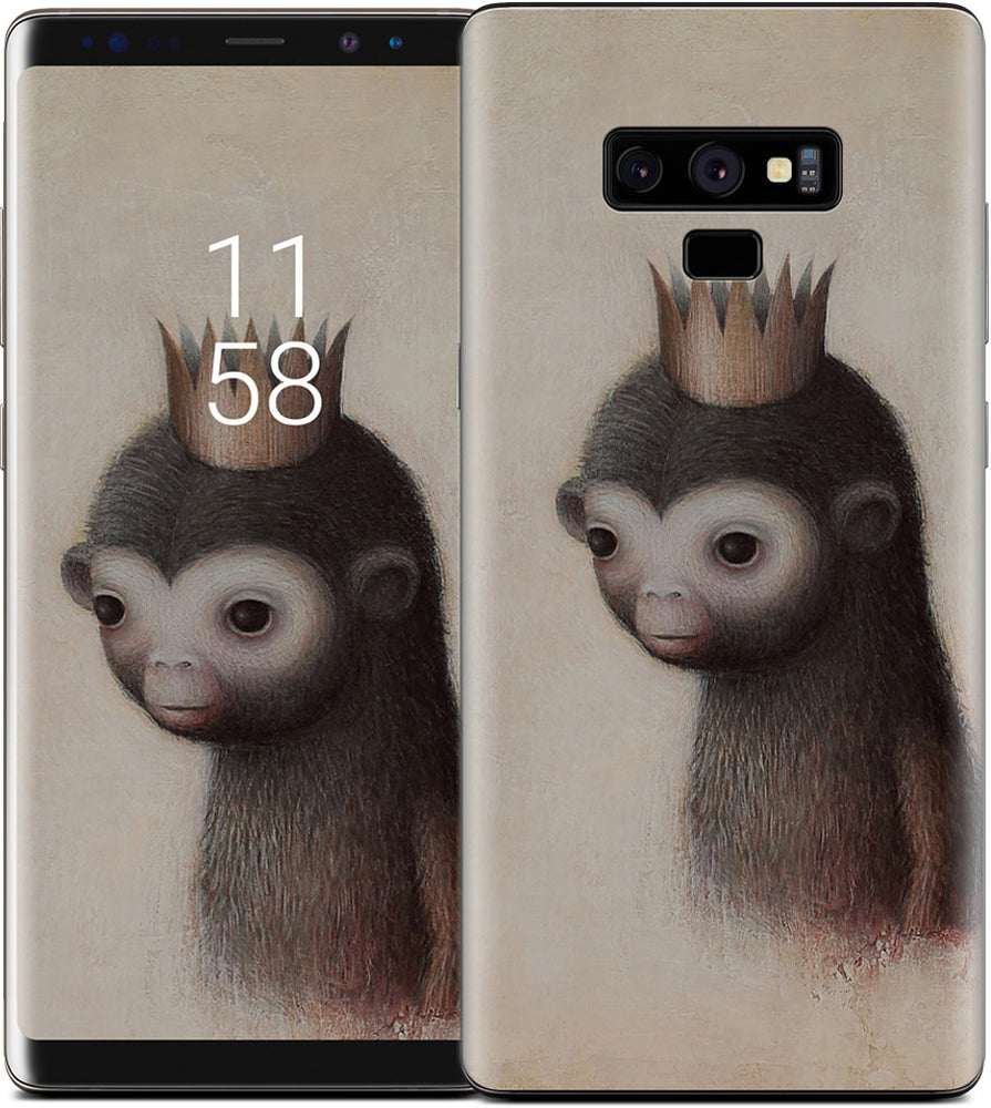 King Monkey Samsung Skin
