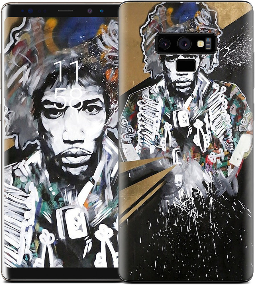 """THE HENDRIX"" Samsung Skin"