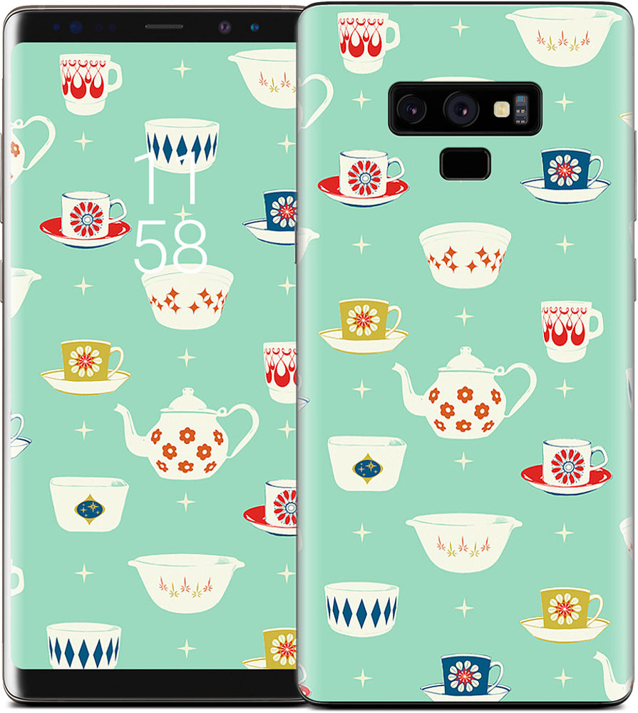 Happy Dishes Samsung Skin