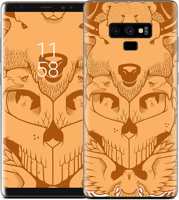 The BISONBUCKS Samsung Skin