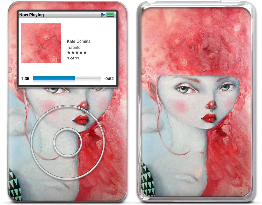 The Rush iPod Skin