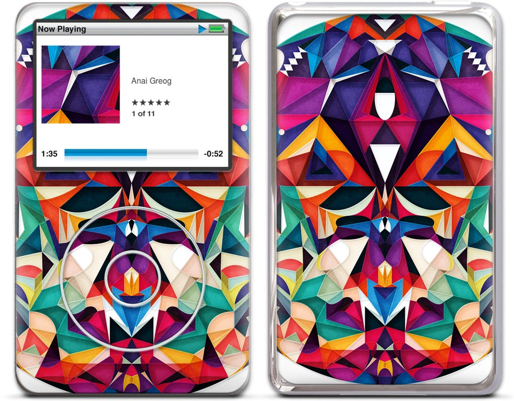 Emotion in Motion iPod Skin