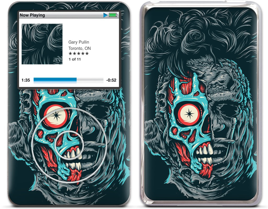 They Leatherface iPod Skin