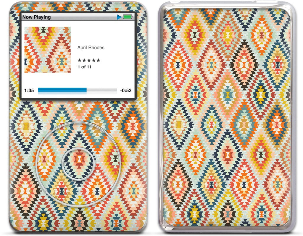 Serape by April Rhodes iPod Skin