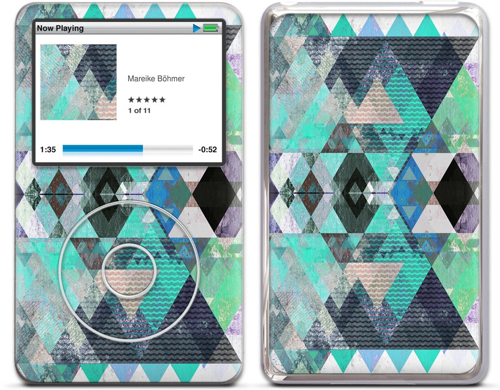 Graphic 115 X iPod Skin