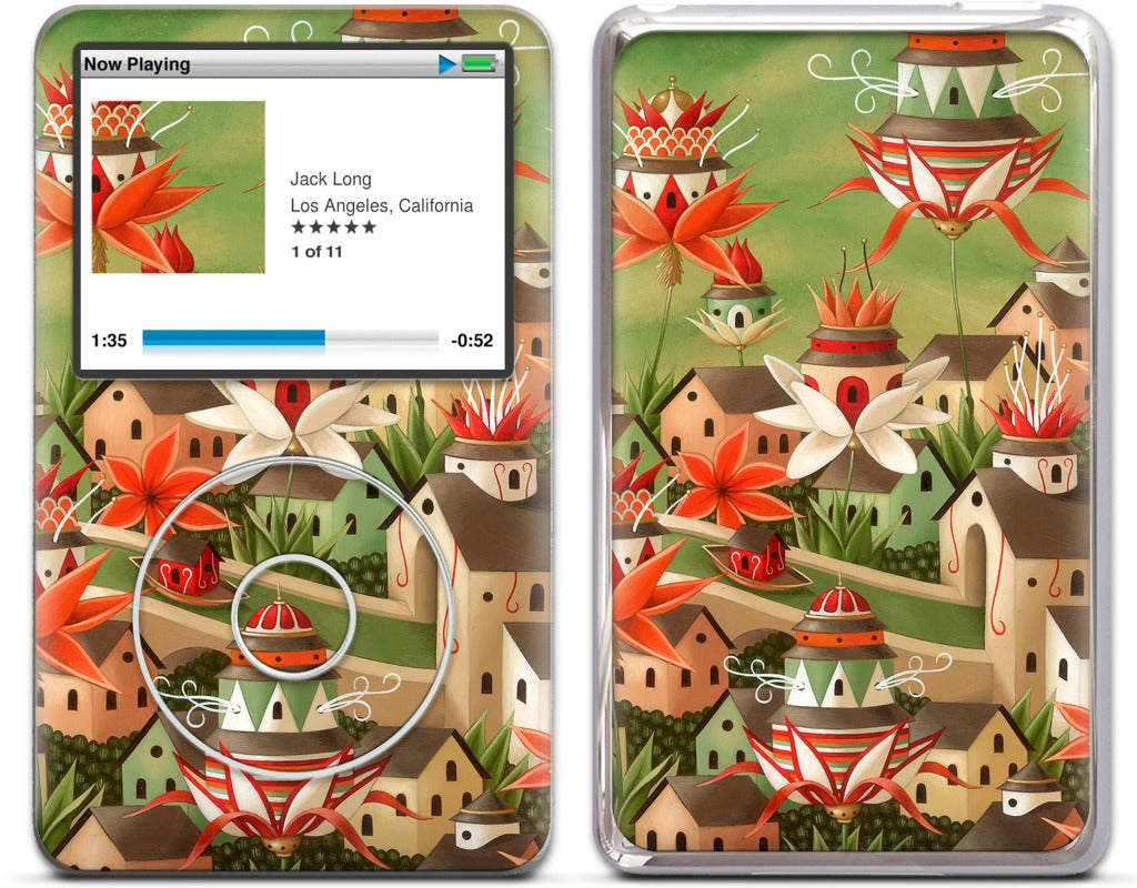 They Returned Each Year To Watch It Grow iPod Skin