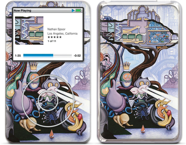 Rites Passage iPod Skin