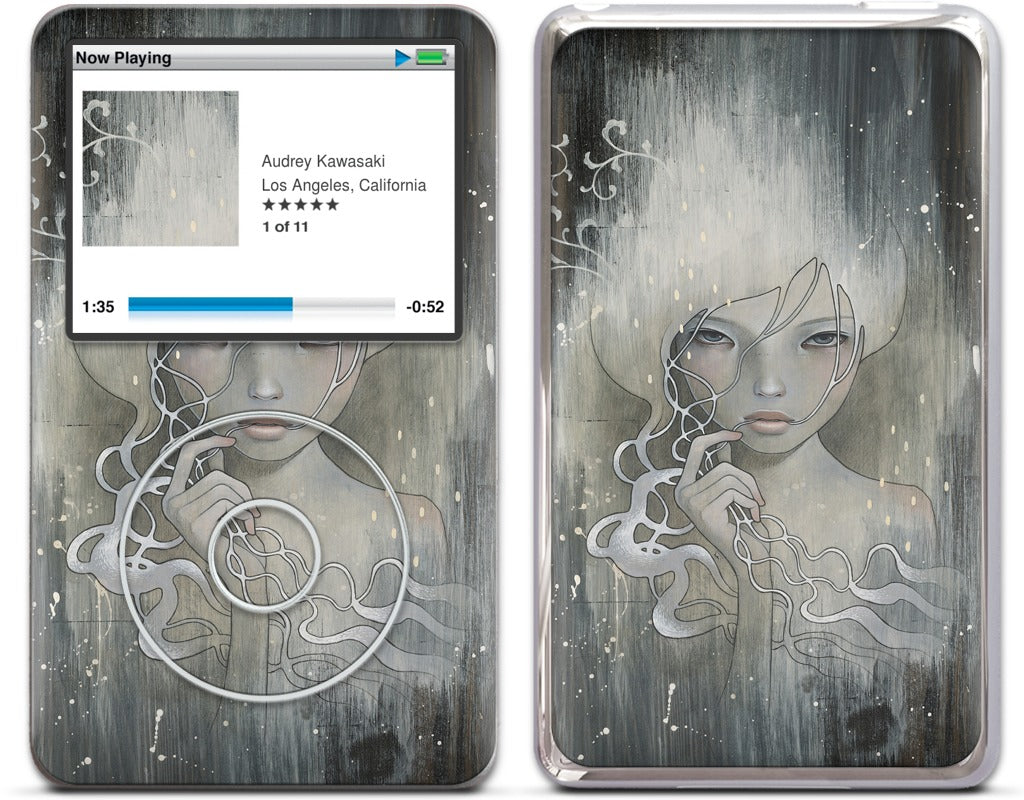 'She Who Dares' iPod Skin
