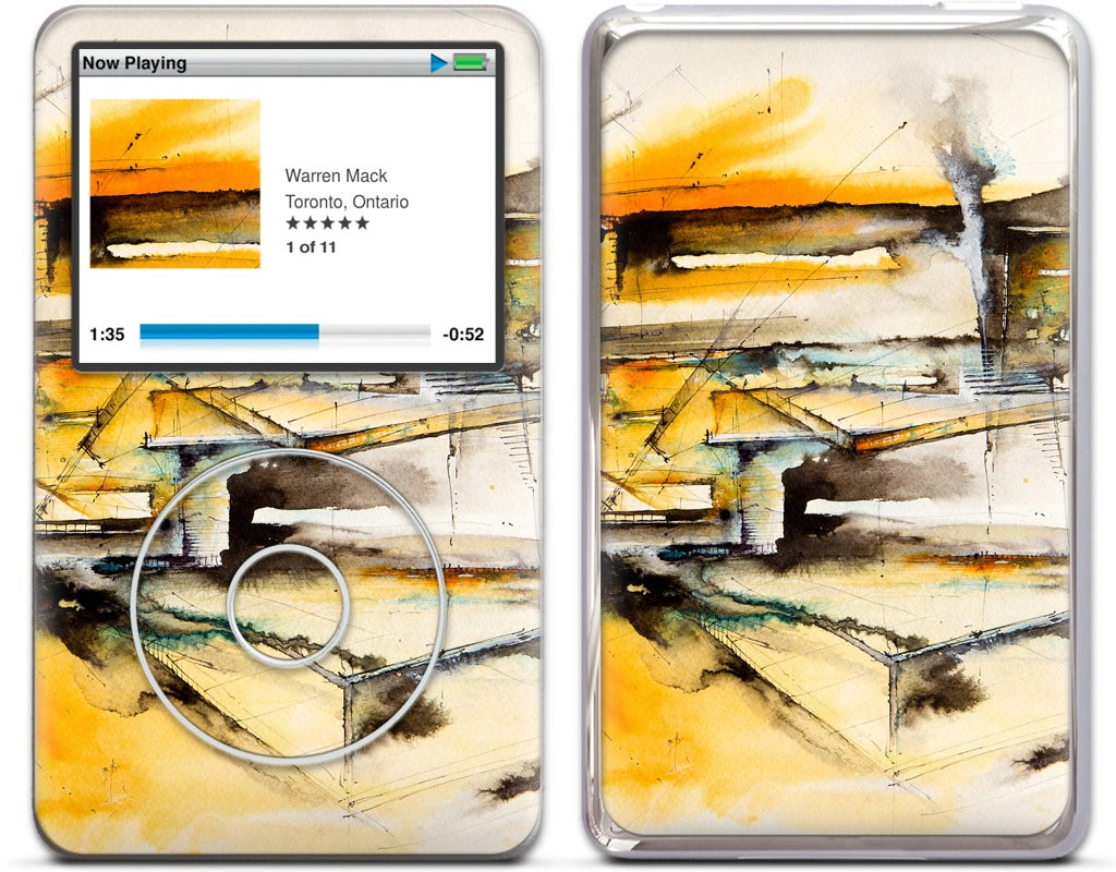 Private Spaces iPod Skin