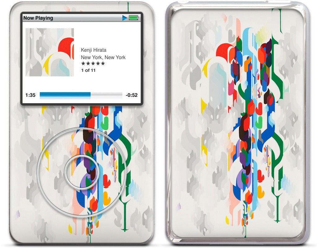 The Way Out Is The Way In iPod Skin