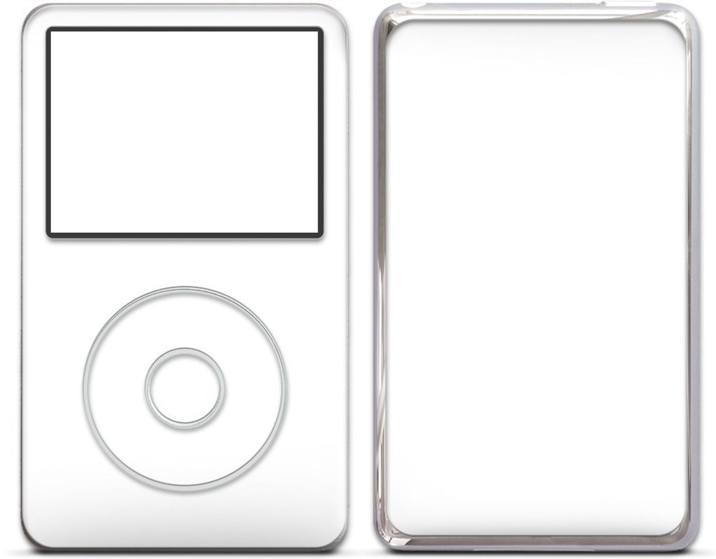Deep Breath iPod Skin
