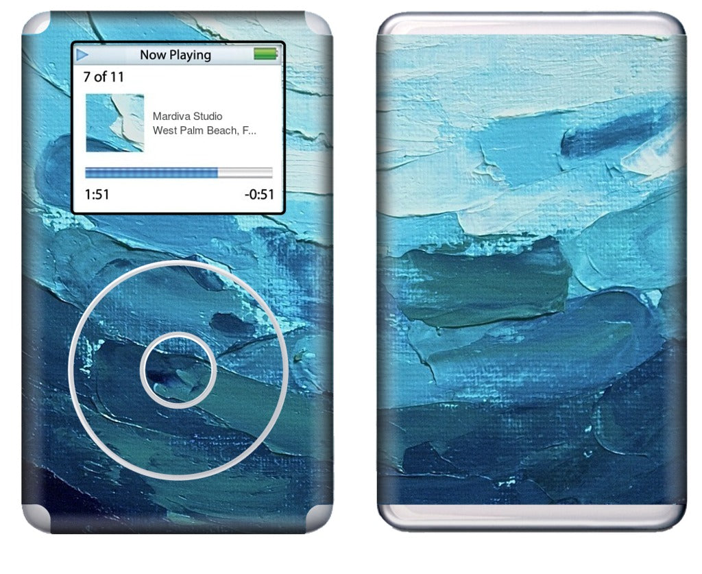 Surface iPod Skin