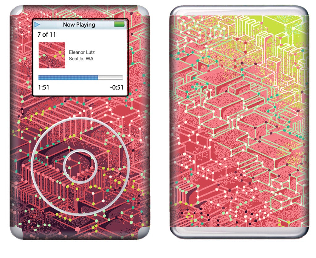 We Are The Future iPod Skin