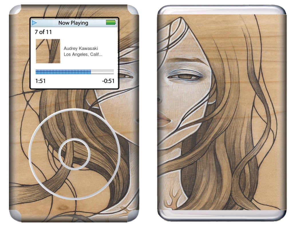 Dishonest Heart' iPod Skin