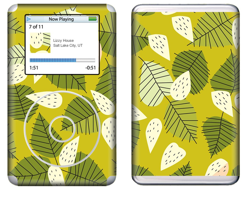 golden berries iPod Skin
