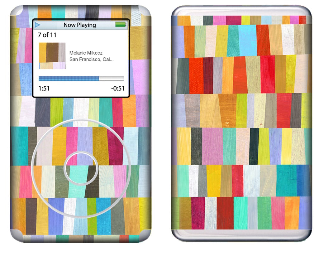 Stacks iPod Skin