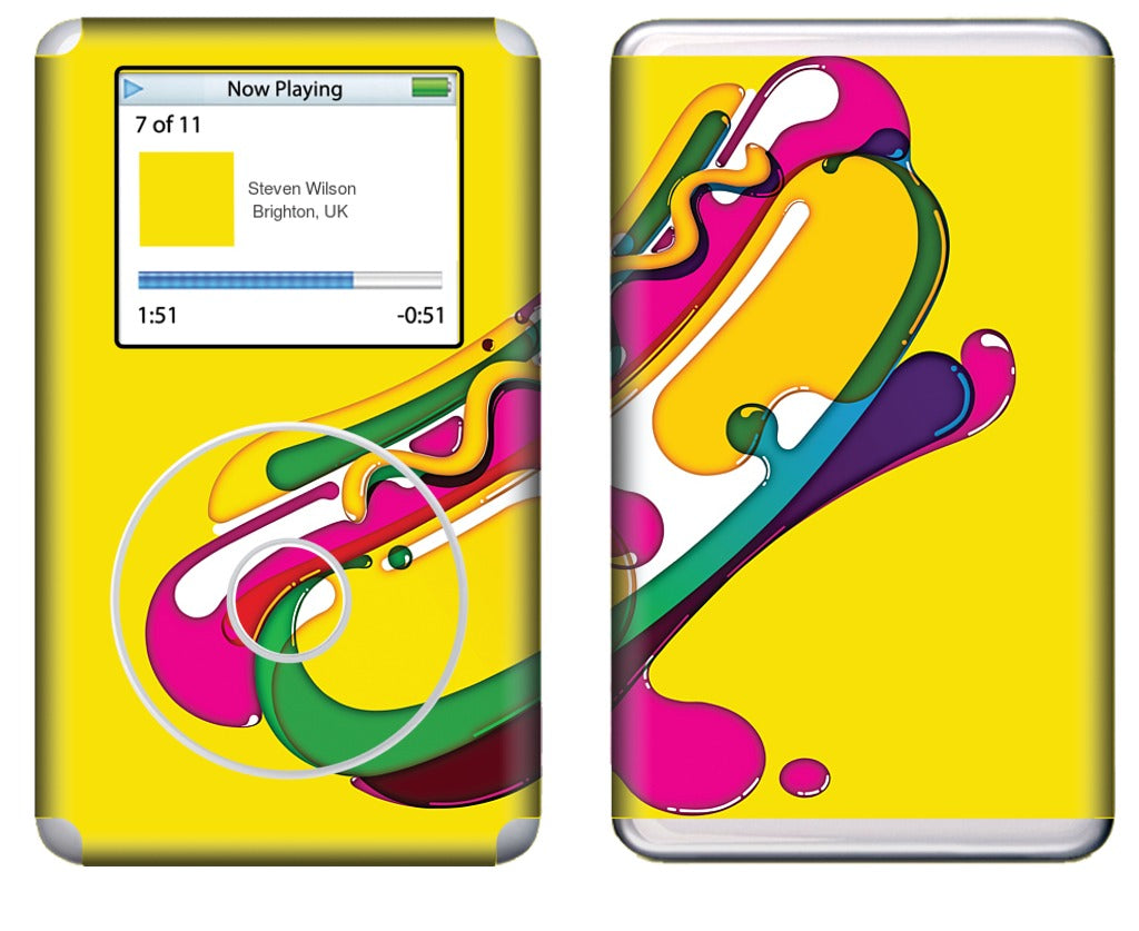 Hot Dog iPod Skin