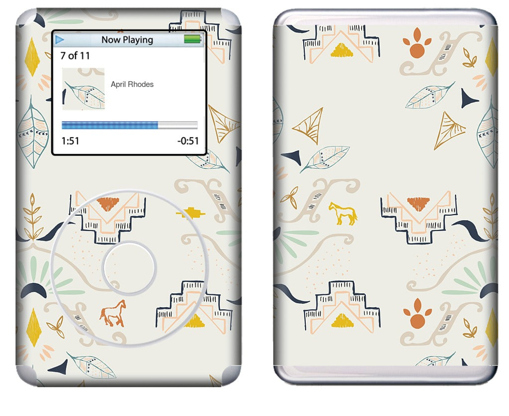 Pony Adobe iPod Skin