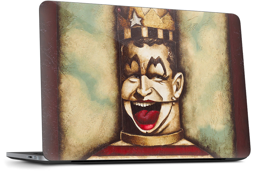 I'm The King Of The World Dell Laptop Skin