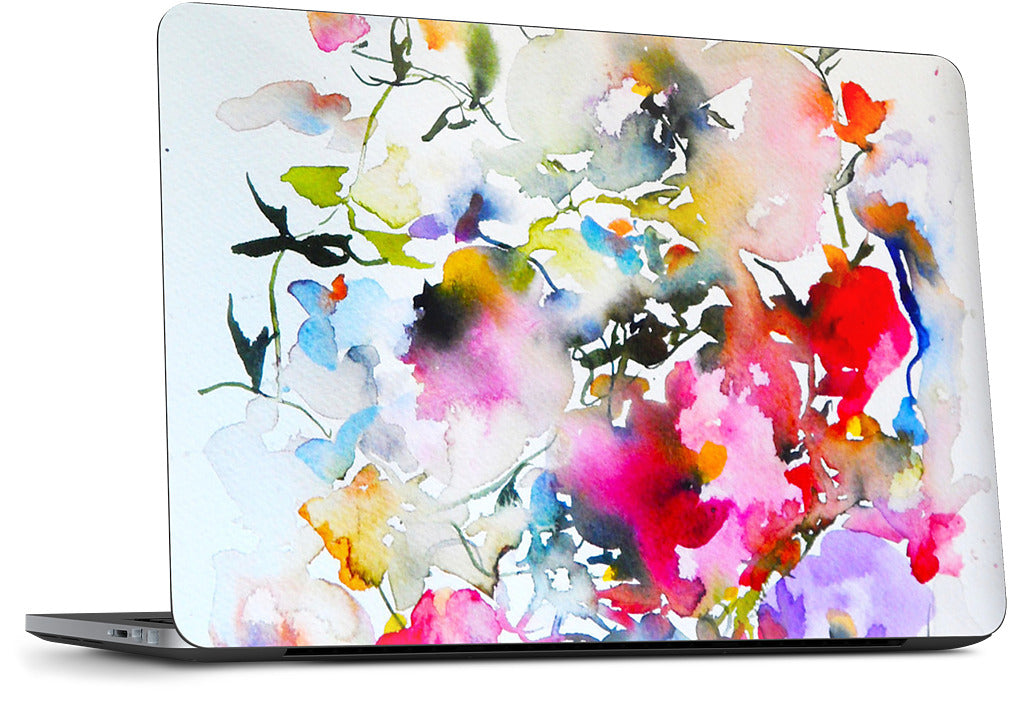 Gardenia VII Dell Laptop Skin