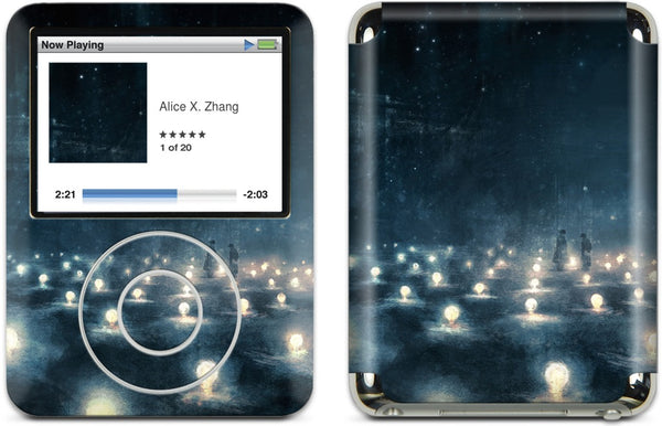 Something Extraordinary iPod Skin