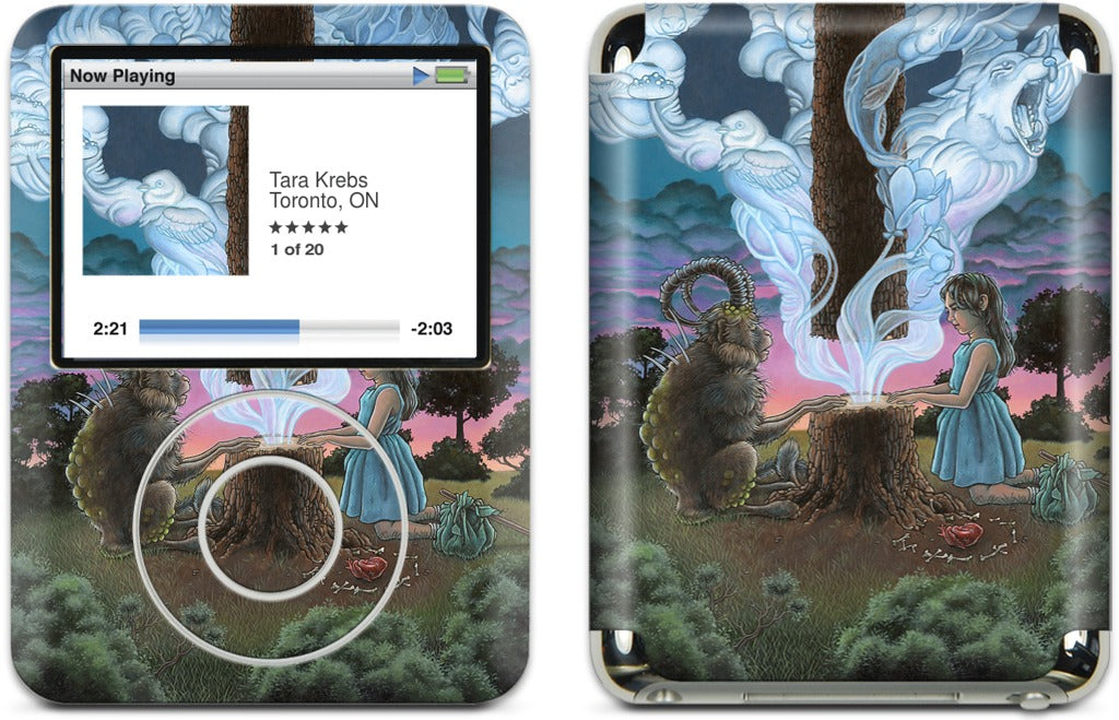 The Meeting iPod Skin